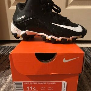 Boys Nike cleats